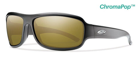Smith - Drop Elite - Chromapop Polar Bronze Mirror Smith Optics Sunglasses