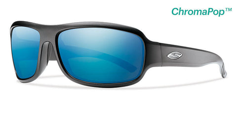 Smith - Drop Elite - ChromaPop Polar Blue Mirror Smith Optics Sunglasses