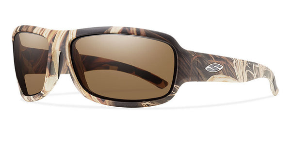 Smith - Drop Elite - Realtree MAX 4 w/ Polarized Brown Smith Optics Sunglasses