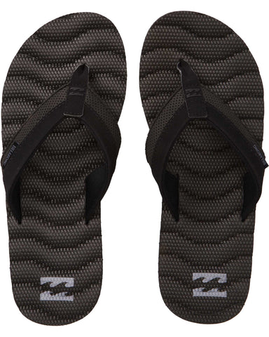 Billabong Dunes Impact Flip Flop - 10 ONLY! - NO RETURNS