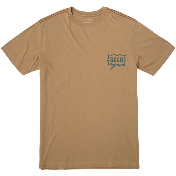 RVCA Explosive Short Sleeve Tee - NO RETURNS
