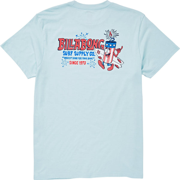 Billabong Firecracker Tee - NO RETURNS