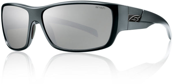 Smith FRONTMAN (NEW) Frame Matte Black, Polar Platinum Smith Optics Sunglasses