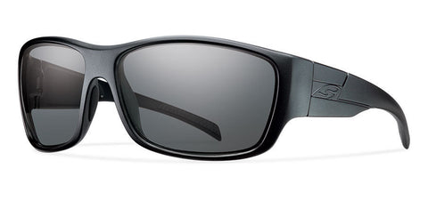 Smith Elite Frontman Black Polarized Grey Lens Smith Optics Sunglasses