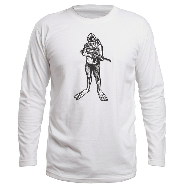 30 Seconds Out Frogman Longsleeve Tee