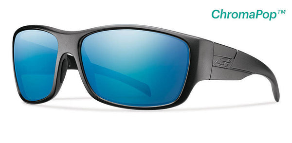 Smith - Frontman Elite - ChromaPop Polarized Blue Mirror Smith Optics Sunglasses