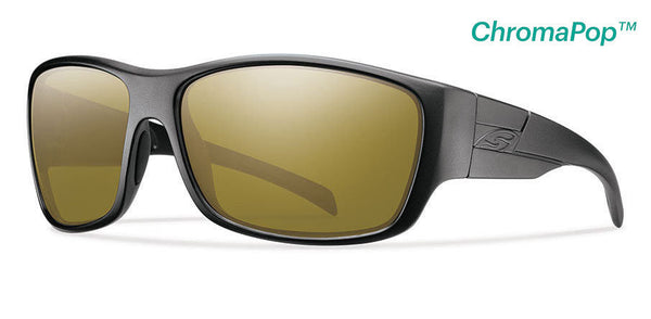 Smith - Frontman Elite - ChromaPop Polarized Bronze Mirror Smith Optics Sunglasses
