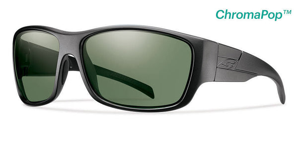 Smith - Frontman Elite - ChromaPop Polarized Gray Green Lenses Smith Optics Sunglasses