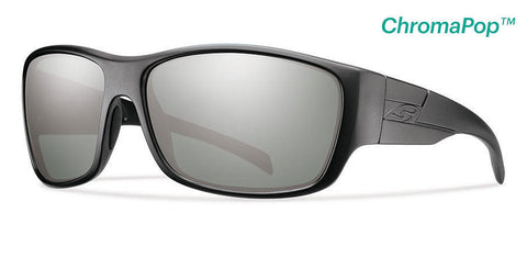 Smith - Frontman Elite - ChromaPop Polarized Platinum Mirror Smith Optics Sunglasses