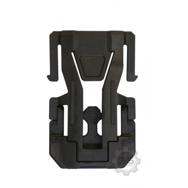 S&S Precision - Gear Retention Track Webbing Adapter S&S Precision Chest Rig Accessory - 2