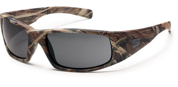 Smith HIDEOUT TACTICAL Frame Realtree Max 4 - Gray Lens Smith Optics Sunglasses