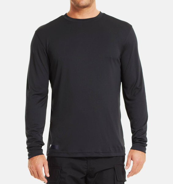 Under Armour HeatGear Tactical Long Sleeve Under Armour Base Layer Top - 1