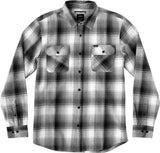 RVCA Highland Plaid Long Sleeve RVCA Flannel - 1