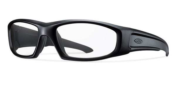 Smith Elite Hudson Black Clear Smith Optics Shooting Glasses
