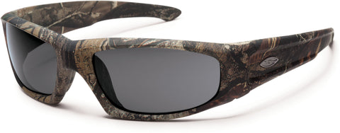 Smith HUDSON TACTICAL Frame Realtree AP, Gray Smith Optics Sunglasses