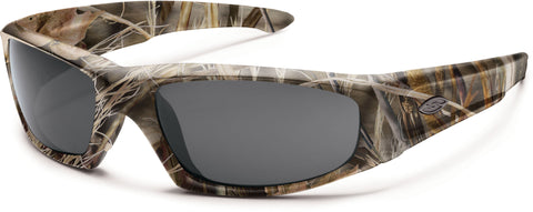 Smith HUDSON TACTICAL  Frame Realtree Max 4, Gray Smith Optics Sunglasses