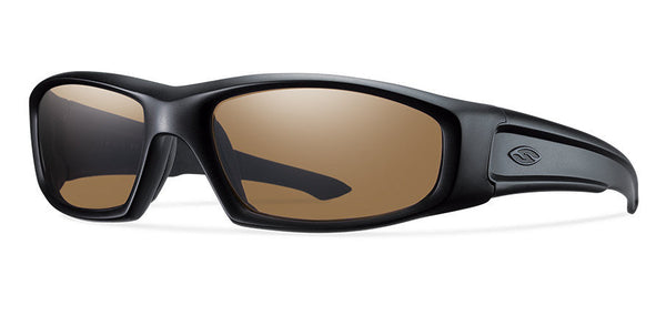 Smith Elite Hudson Black Polarized Brown Lens Smith Optics Sunglasses