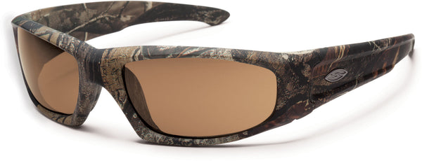 Smith HUDSON TACTICAL Frame Realtree AP, Polar Brown Smith Optics Sunglasses