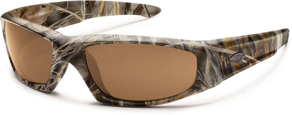 Smith HUDSON TACTICAL  Frame Realtree Max 4, Polar Brown Smith Optics Sunglasses
