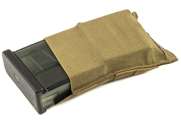 BFG HELIUM WHISPER TEN SPEED™ SINGLE MAG POUCH FOR HK 417 Blue Force Gear Ammunition Cases & Holders - 2