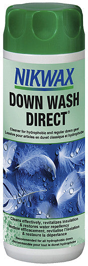 Nikwax Down Wash Direct Nikwax Apparel Care