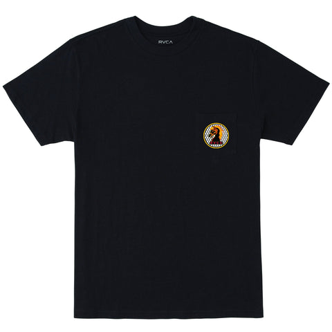 RVCA Knight Me Pocket Tee