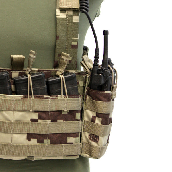 LBX Radio Pouch in Project Honor Camo LBX Radio Pouch