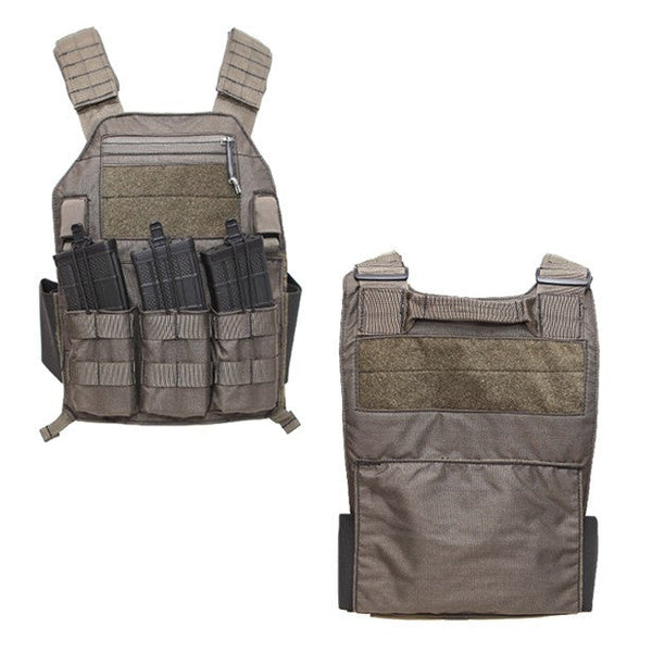 LBX Armatus Plate Carrier Slick LBX Plate Carrier - 1