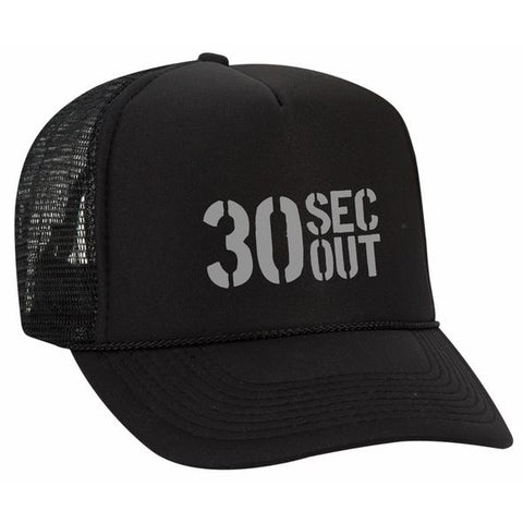 30 Seconds Out The Sneak Attack  Snapback Trucker Hat