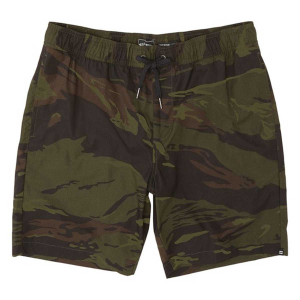 Billabong Surftrek Perf Boardshort Camo NO RETURNS