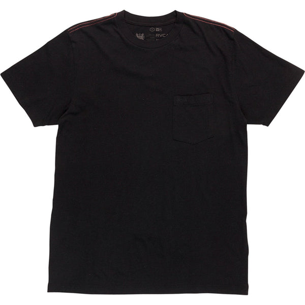 RVCA PTC 2 Tee Shirt RVCA Short Sleeve Shirt - 1