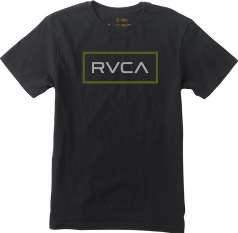 RVCA Rectangle T Shirt RVCA Graphic Tee - 1