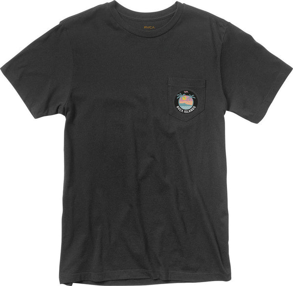 RVCA Island Pocket T-Shirt ONLY MED LEFT!