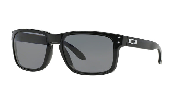 Oakley Holbrook Polished Black Polarized