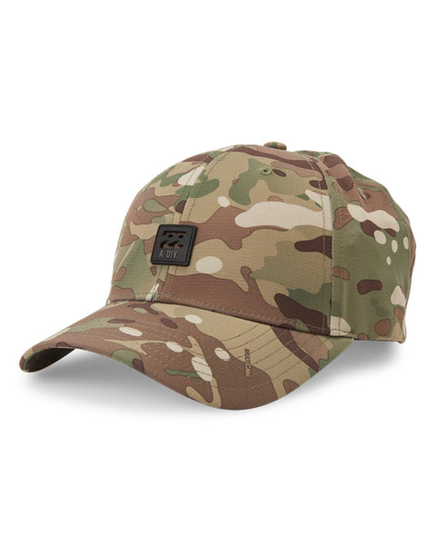 Billabong Multicam Snapback Hat