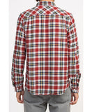 RVCA That'll Work Flannel Long Sleeve Shirt
