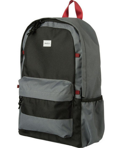 RVCA Frontside Backpack Grey Black