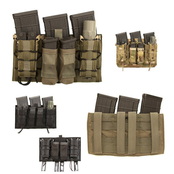 LBX Modular Assaulter's Panel LBX Ammunition Cases & Holders