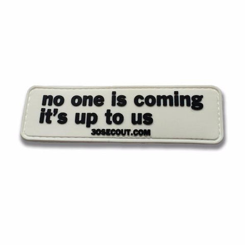 30 Seconds Out No One Is Coming Morale Patch