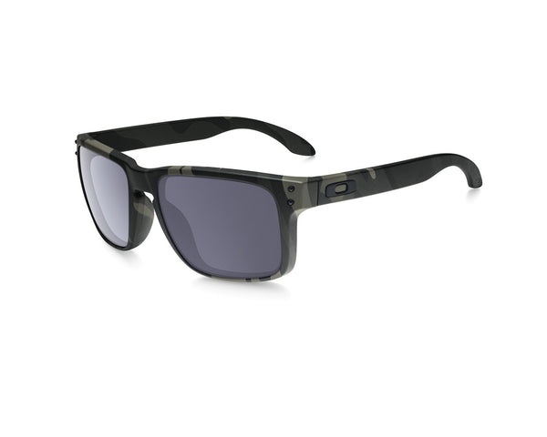Oakley Holbrook Multicam Black Grey Lenses Oakley Sunglasses - 1