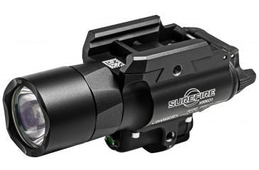 SureFire X400 Ultra with Red Laser Surefire Gun Light - 1