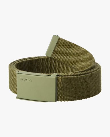 RVCA Option Web Belt