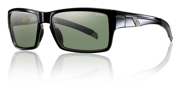 Smith OUTLIER Frame black, Polar Gray Green Smith Optics Sunglasses