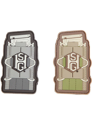 HSGI Taco Patch High Speed Gear Morale Patches - 1