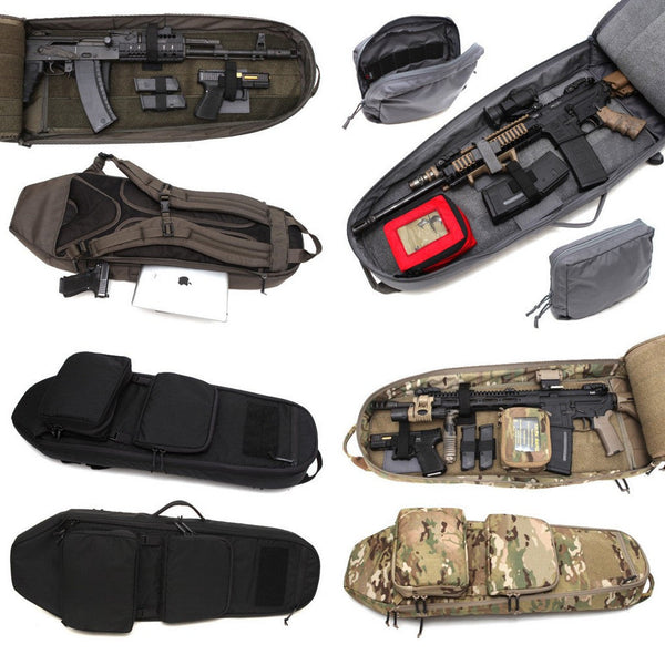 LBX Full Length Rifle Bag LBX Rifle Case - 1