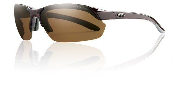 Smith PARALLEL MAX Frame Brown, Polar brown/Ignitor/Clear Smith Optics Sunglasses
