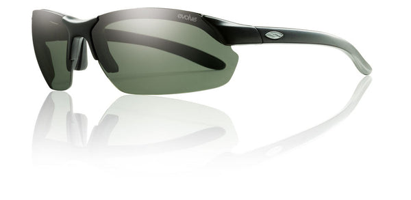Smith PARALLEL MAX Frame Black, Polar Gray/Ingnitor/Clear Smith Optics Sunglasses