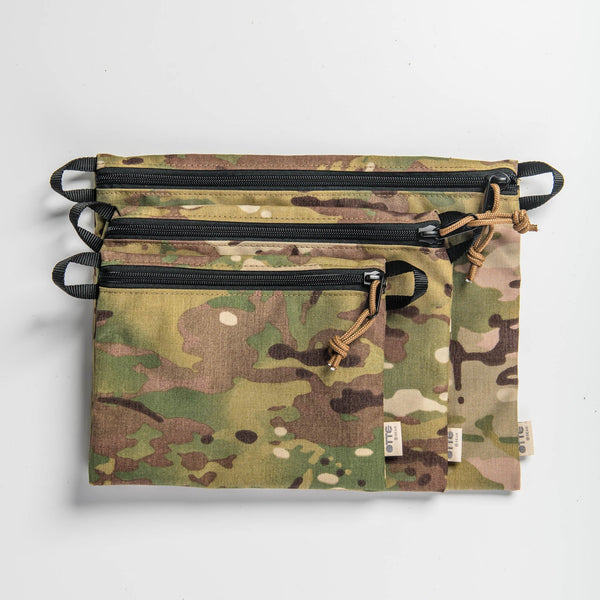 Otte Gear Utility Pouch Set of 3
