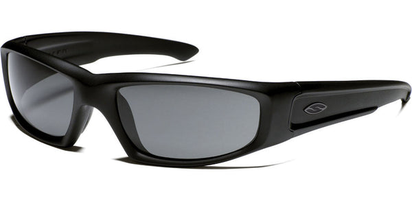 Smith Hudson Tactical Sunglasses, Black Frame/Grey Lens Smith Optics Sunglasses