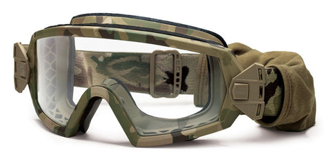 Smith Outside the Wire Goggles, Clear Lens Smith Optics Goggles - 1